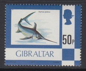 GIBRALTAR, Scott 353, MLH
