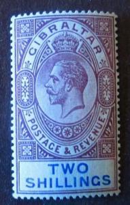 Gibraltar #72 Mint Hinged - (AZ5) WDWPhilatelic!
