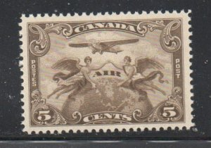 Canada Sc C1 1928 5 c airmail stamp mint NH
