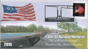 2015, Flight 93 National Memorial, September 11, Shanksville PA, 15-306