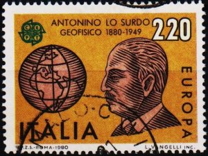 Italy. 1980 220L  S.G.1635 Fine Used