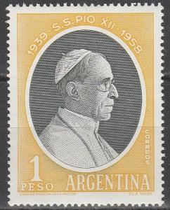Argentina #681 MNH  MNH  (S3079)