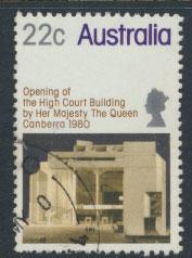Australia SG 747 - Used