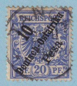 GERMAN EAST AFRICA 9  USED - NO FAULTS EXTRA FINE!