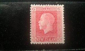 New Zealand #154 mint hinged e197.4586