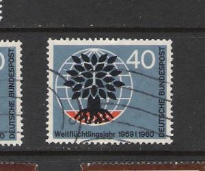 GERMANY 808 VFU HUNGER J296 C
