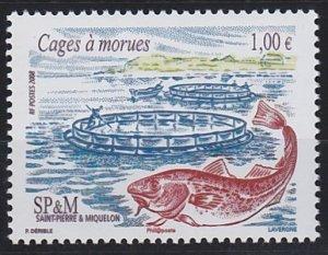 Saint Pierre and Miquelon 854 MNH (2008)