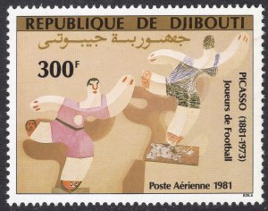 DJIBOUTI SCOTT C147