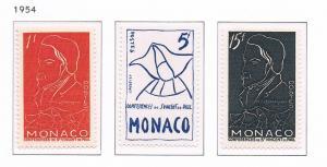Monaco VF-NH #306-308