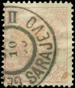 Bosnia and Herzegovina Scott #17 Used