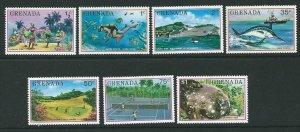 GRENADA SG769/75 1976 TOURISM MNH