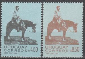Uruguay #1164-5  MNH VF (V2661L)