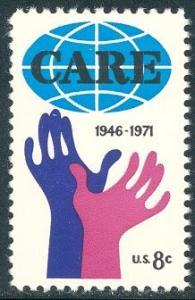 1439 CARE F-VF MNH single