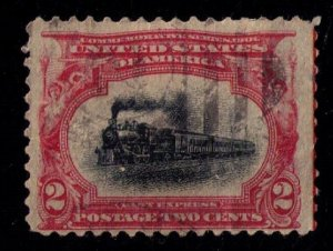 US SCOTT #295 USED VERY FINE