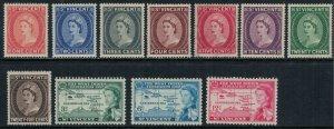 St. Vincent #186-91,3-4,8-200*/u  CV $4.30