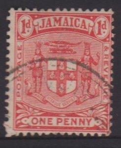 Jamaica Sc#59 Used