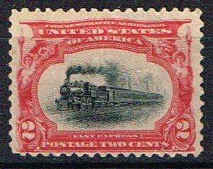 United States MH Scott 295