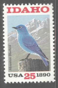 USA Scott 2439 MNH** Idaho Bluebird Statehood stamp