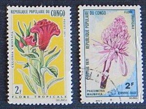 Congo, Flowers, (1548-Т)