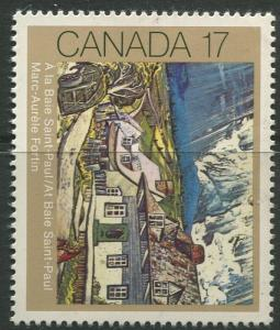 STAMP STATION PERTH Canada #888 Paintings Issue 1981 MNH CV$0.25