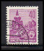 German Democratic Republic CTO NG Fine ZA4623