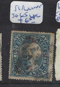 INDIAN NATIVE STATE SIRMOOR  (P3012B) SG 65   VFU