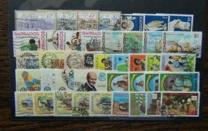 Barbados 1978 - 1981 Ships Transport Rotary Regiment Disabled Bridgetown Used