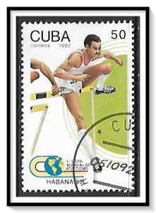 Caribbean #3461 Track & Field Cup CTO