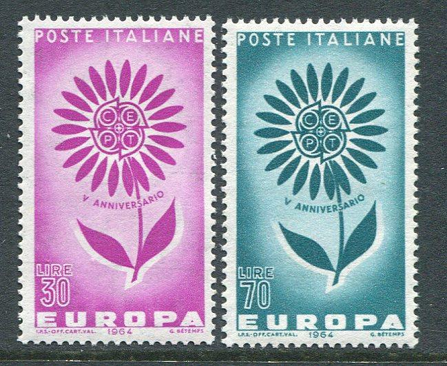 Italy 894-5 Mint NH 1964 EUROPA. NO per item S/H fees