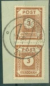 Germany - Russian Zone - East Saxony - Scott 15N16 Pair