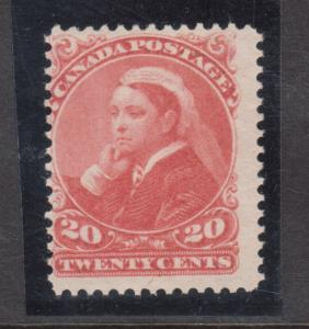 Canada #46 Never Hinged Mint