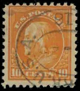 MALACK 433 F/VF, nice used stamp   w6546