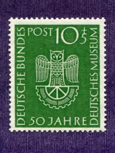 Germany #B331  Mint VF NH