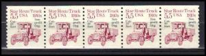 2125a Very Fine MNH Dry Gum PNC 1/5 X0487