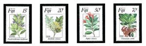 Fiji 505-08 MNH 1984 Flowers