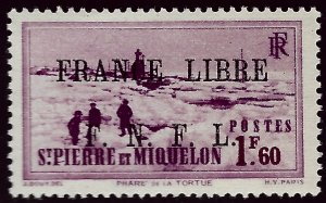 St. Pierre & Miquelon #243 MNH VF SC$21...French Colonies are Hot!