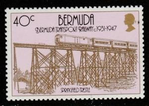 Bermudes 1987  Scott No. 511  (N*)