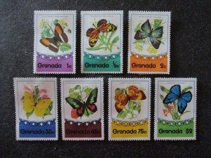 Grenada #660-66 Mint Hinged - I Combine Shipping (3CD5)