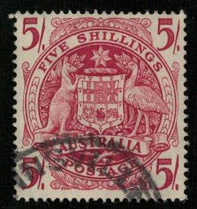 Australia 5 shillings (4174-T)