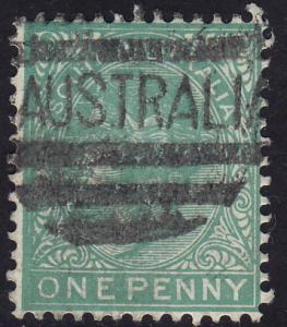 South Australia - 1895 - Scott #105 - used