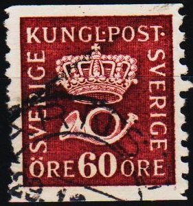 Sweden. 1920 60ore S.G.108A Fine Used