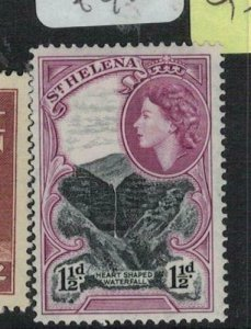 St Helena SG 158 MOG (1edh)