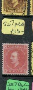 SARAWAK  (P2204B)  BROOK   12C   SG7      NGAI