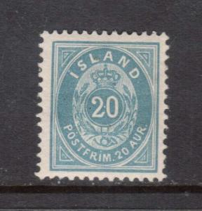 Iceland #28 Mint