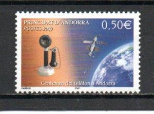 Andorra - French 576 MNH