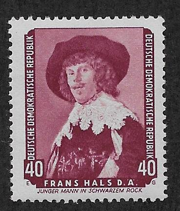 GERMANY - DDR SC# 443 FVF/MNH 1959