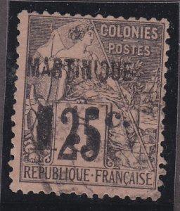 Martinique 19 Commerce 1890