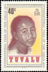 Tuvalu #125-128, Complete Set(4), 1979, Never Hinged