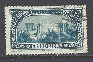 Lebanon Sc # 58 used (RS)