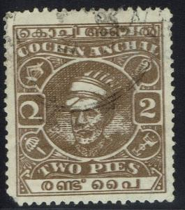 Cochin - SG# 26 - Used - Lot 040217